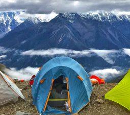 Wie man das richtige Zelt auswählt