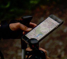 Outdoor GPS zum Wandern & Campen