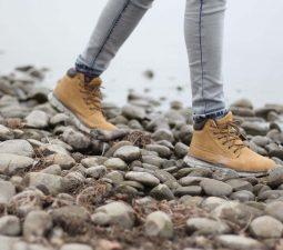 Beim Wandern Blasen an den Füßen vermeiden