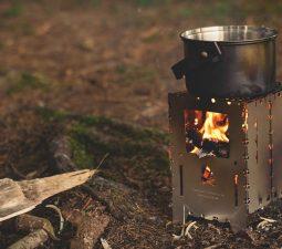 Ausstattung für die Camping Küche: Checkliste