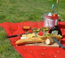 Outdoor Picknick im Freien
