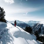 schnee wandern