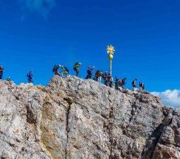Zugspitze Aufstieg – 3 mögliche Wege
