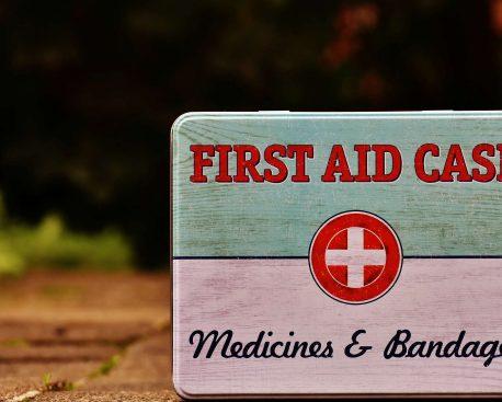 Erste Hilfe Set selbst zusammenstellen – so geht's