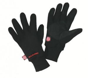 mammut astro soft shell glove