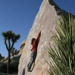 outdoor bouldern