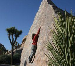Was ist Outdoor bouldern?