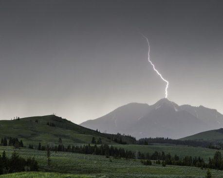 Tipps zum Bergwandern bei Gewitter