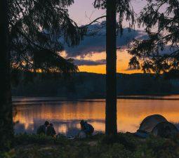 Camping in Deutschland: Unterwegs im eigenen Land