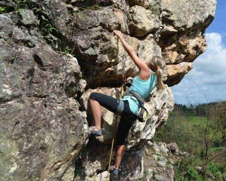 Kletterguide: Mit Ausdauertraining besser Klettern