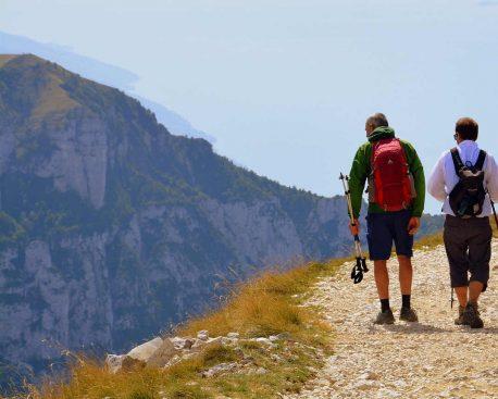 Den richtigen Trekkingstock finden