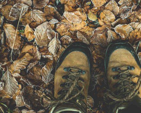 Schuhe richtig binden – Blasen und Druckstellen vermeiden