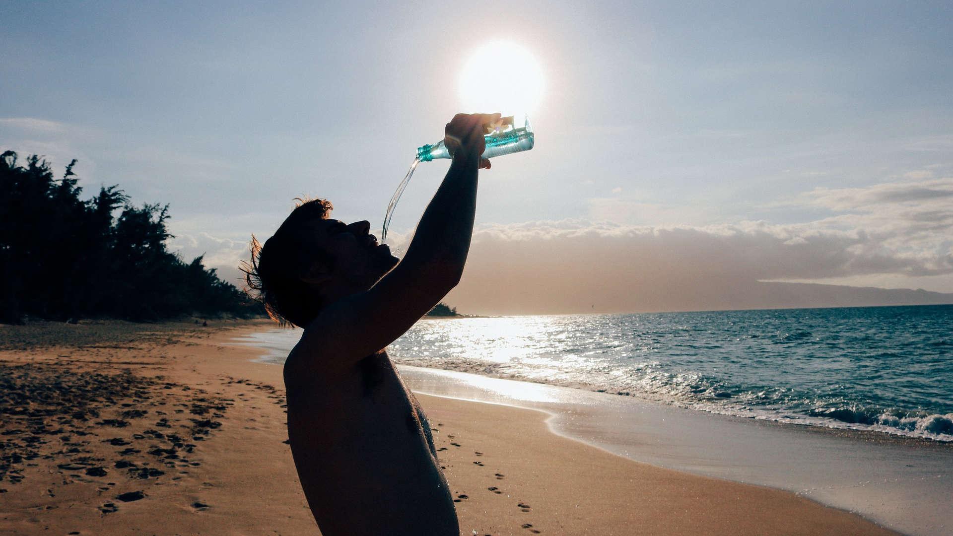 Unterwegs sauberes Trinkwasser finden