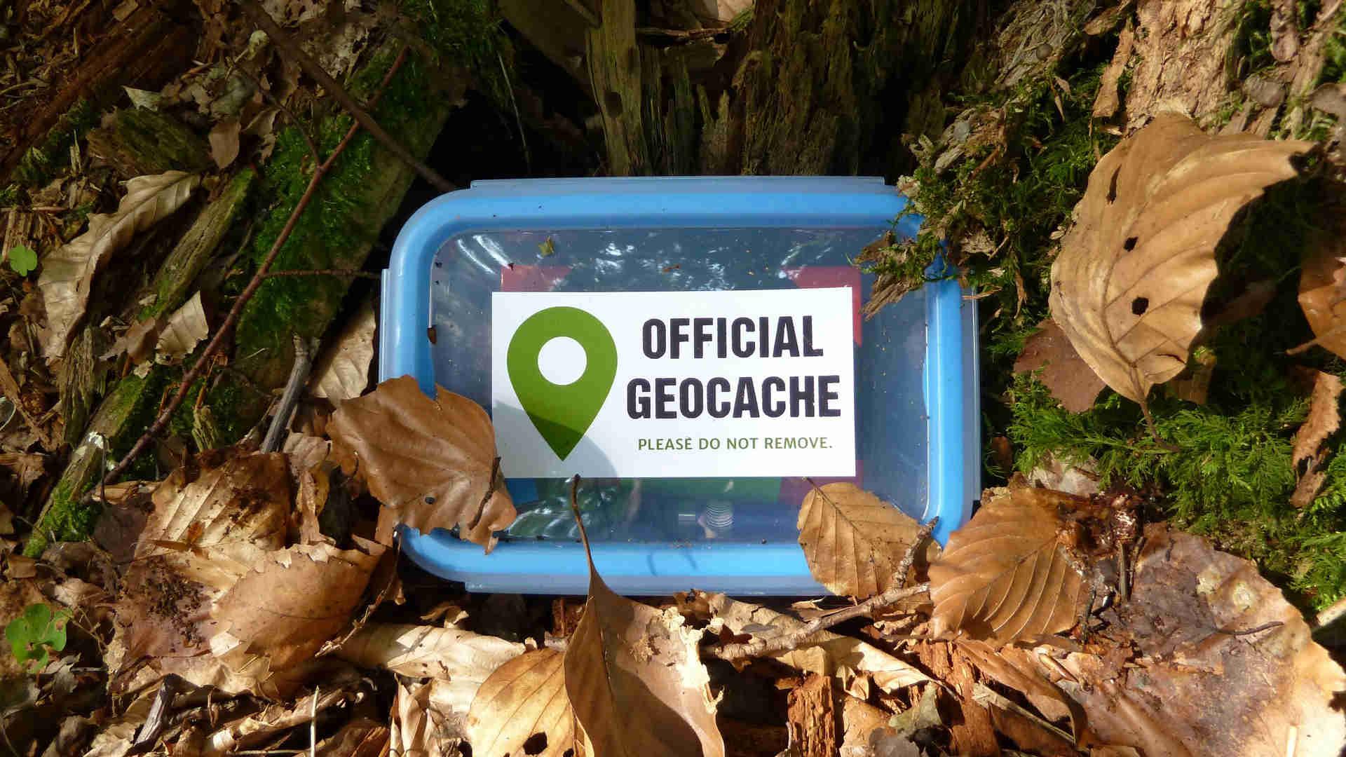 Was ist Geocaching?