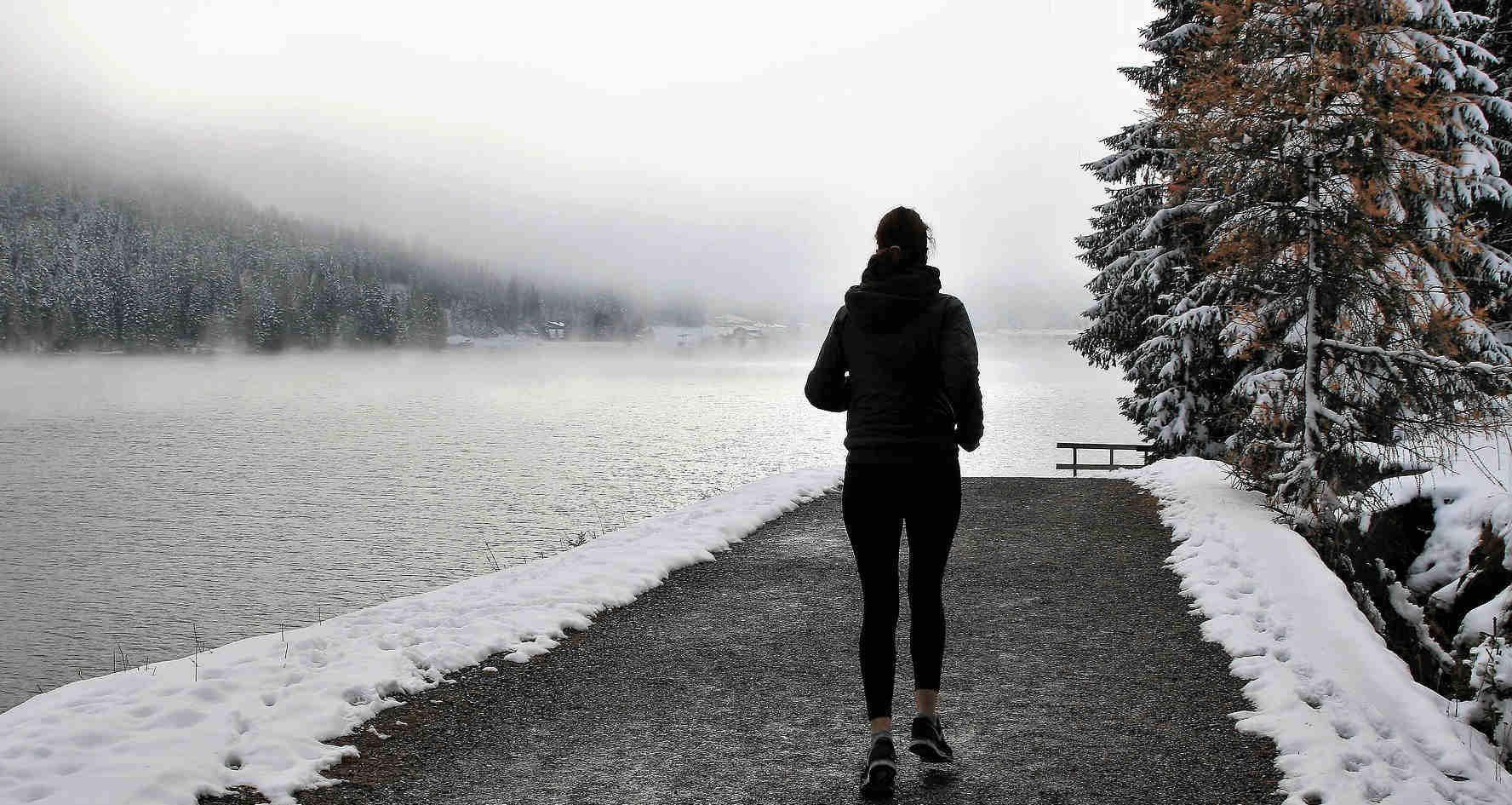 Jogging im Winter: Ist Jogging im Winter sinnvoll?
