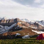 camping im maerz
