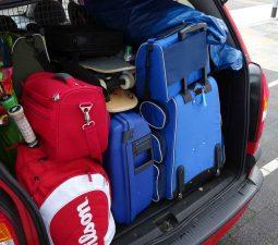 Auto beladen: So belädst du den Kofferraum am besten