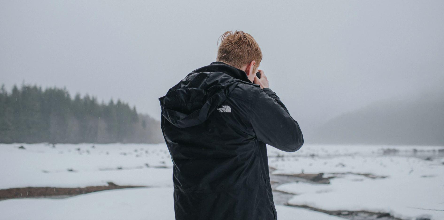 Outdoor- und Wandermarke: The North Face