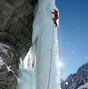 Die klettertechnik