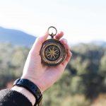 wie funktioniert ein kompass