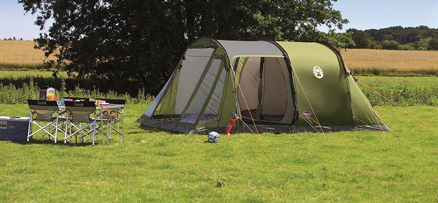 Zeltformen: Welches Zelt ist das richtige?