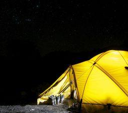 Zeltformen: Kuppelzelte für hohe Ansprüche