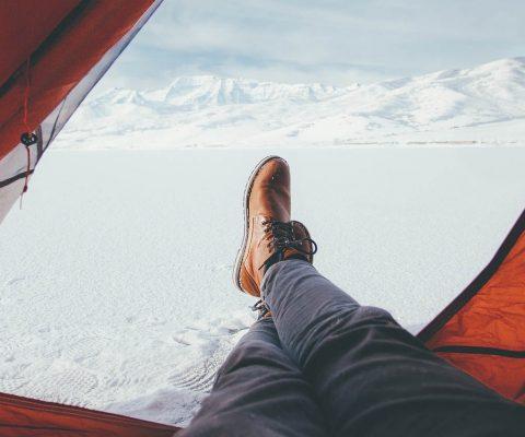 Wintercamping: So geht's!