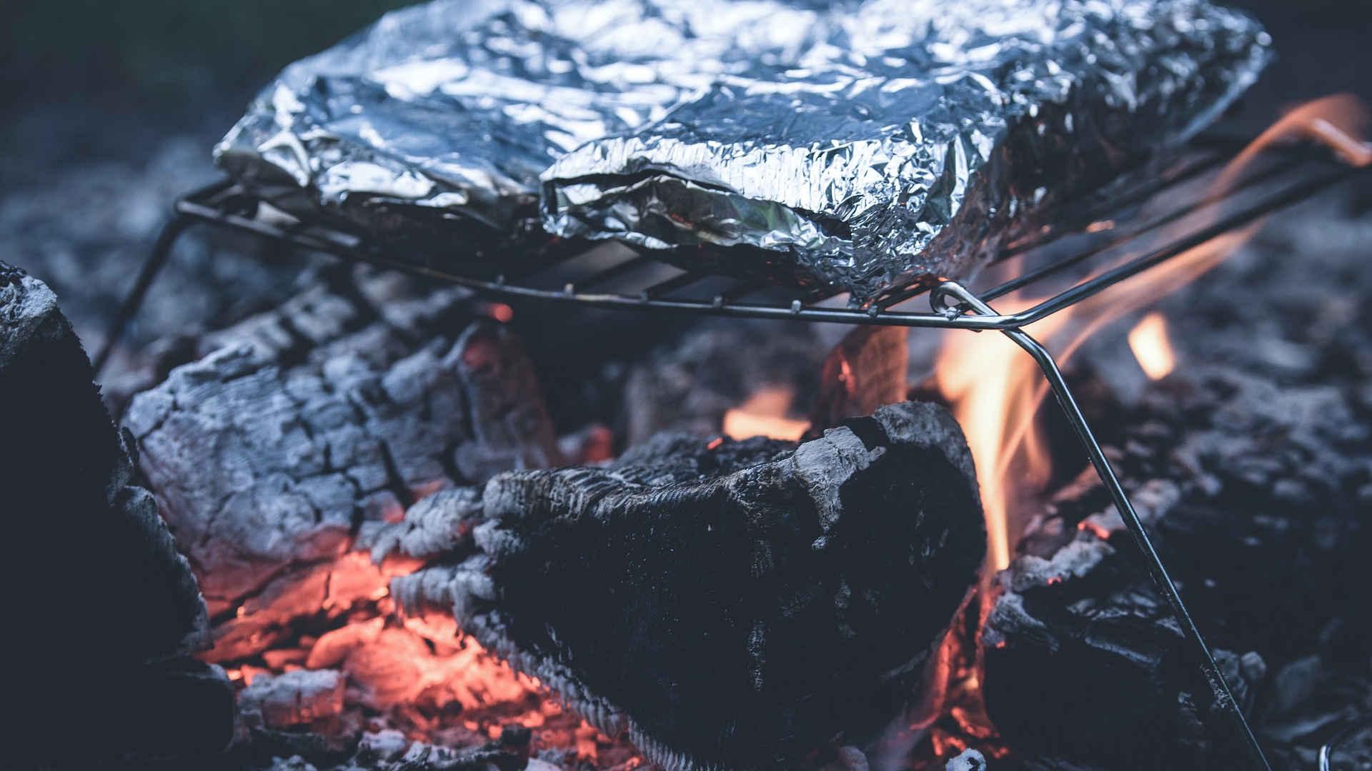 Outdoor Grill bauen: So geht's