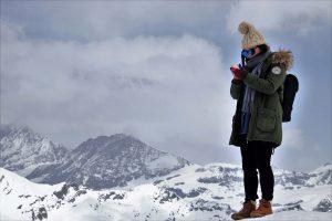 wintercamping kleidung