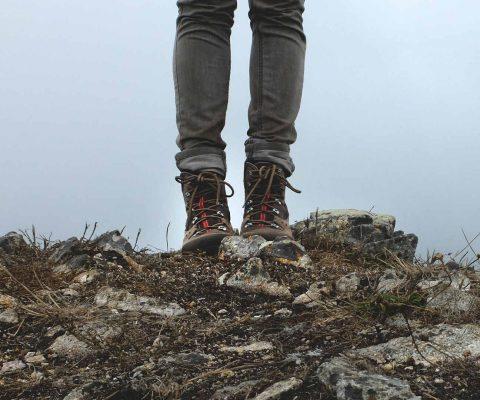 Tipps zum Wandern: Wie du schwieriges Gelände überwindest
