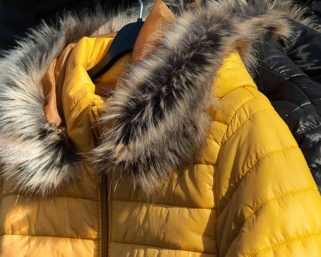 Daunenbekleidung richtig pflegen – So geht's