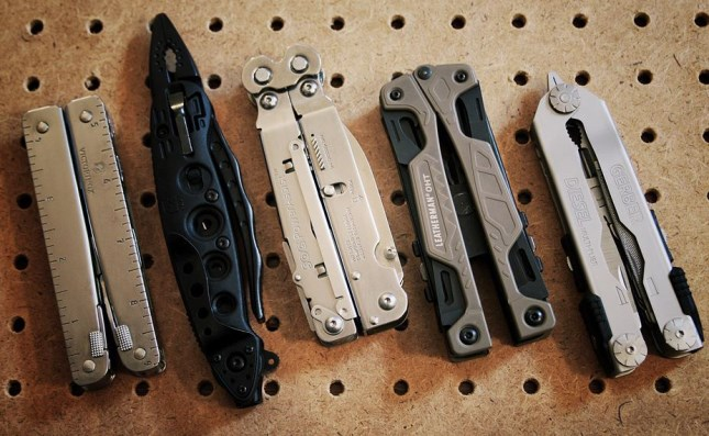 outdoor multitools