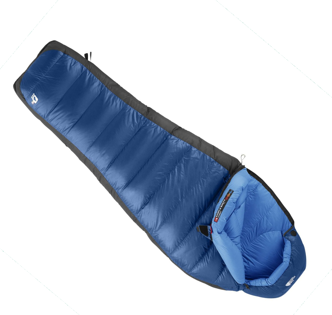 Bild Schlafsack Blue Kazoo blue ribbon The North Face2