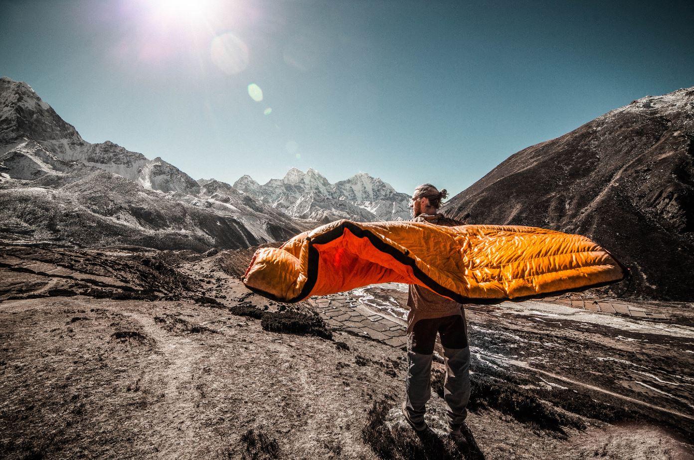 Outdoor Schlafsack Test: Die besten Schlafsäcke