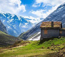 Hüttenwanderung in den Alpen ▷ Die schönsten Hüttenwanderungen