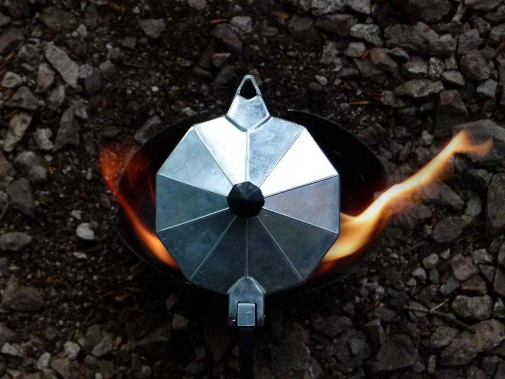 kaffee-campingküche-ausstattung