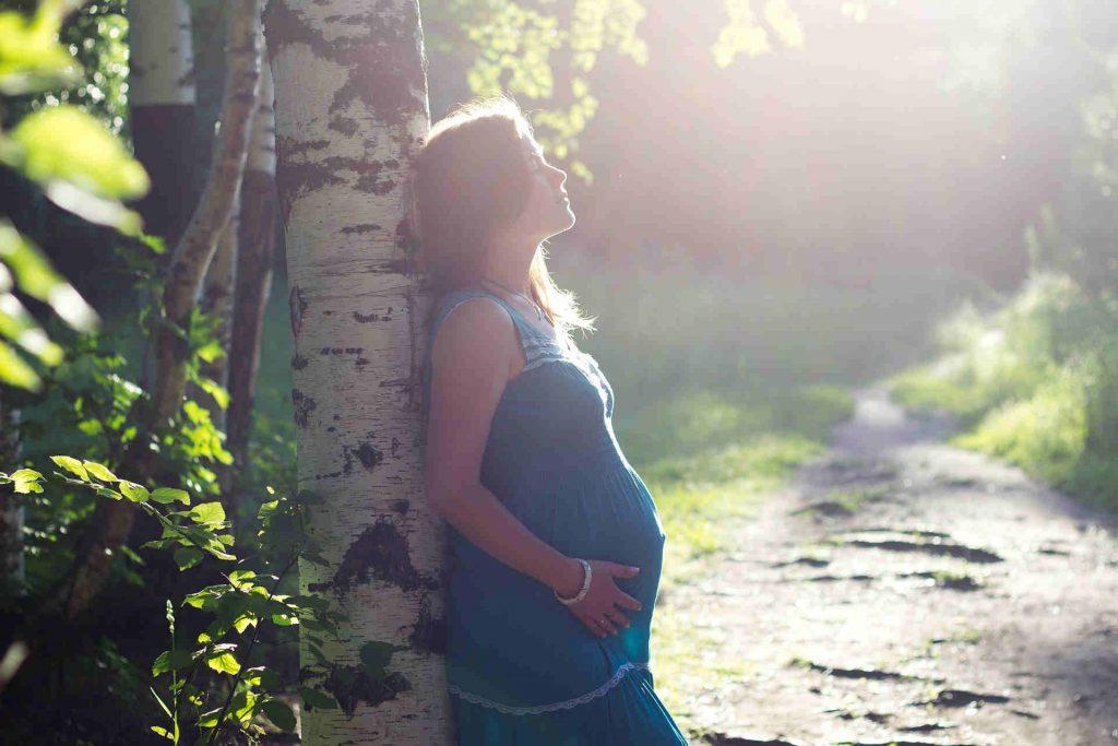 wandern-schwanger