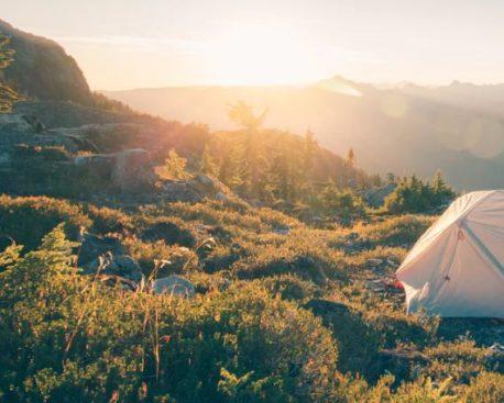 Zelt aufbauen: Wie baut man ein Zelt auf?
