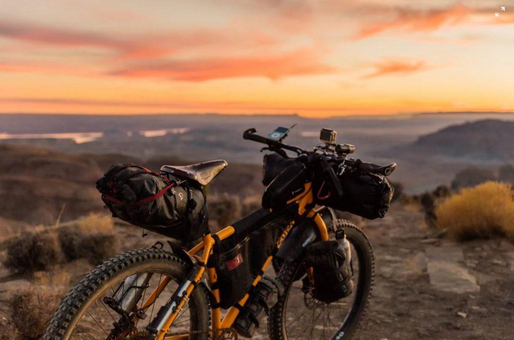 fahrrad-reise-gepäck
