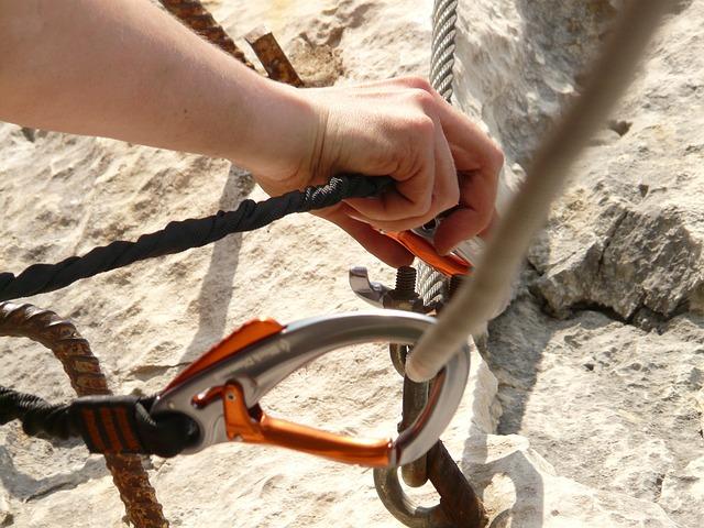 Karabiner-Klettersteig