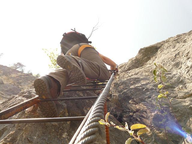 klettersteig-klettern